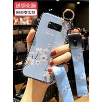 三星S8手机壳 三星s9手机壳 g9500/9550/9600/9650保护壳 三星s8/s8+/s9/s9+布纹复古