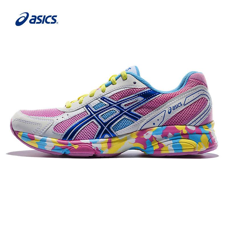 亚瑟士ASICS跑步鞋运动鞋缓冲慢跑鞋透气MAVERICK女鞋
