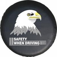 加厚 福特翼搏鹰GX2\GX7专用备胎罩 PVC仿皮备胎套 汽车用品