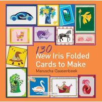 【预订】130 New Iris Folded Cards to Make