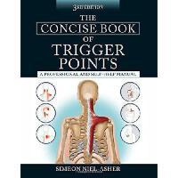 【预订】The Concise Book of Trigger Points, Third Edition