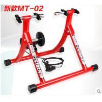 单车骑行台磁阻训练台停车架单车装备MT-02骑行公路山地折叠自行车骑行台