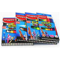 马培德(Maped) 彩色铅笔 儿童绘画文具
