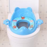 加大号儿童坐便器马桶圈男宝宝坐便圈女小孩马桶盖垫婴幼儿座便器