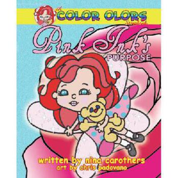 【预订】Pink Ink's Purpose 美国库房发货,通常付款后3-5周到货!