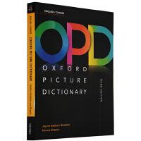 #【第三版】Oxford Picture Dictionary 牛津图解英语词典字典辞典 OPD 新版中英对照 语言学习工具书 3rd Edition 通俗易懂 出国必备