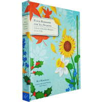 现货英文原版 四季纸花(立体书)Paper Blossoms for All Seasons 立体工艺艺术书 进口书正版