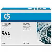 惠普原装正品 hp C4096A黑色激光打印硒鼓 hp96A墨粉盒 惠普hp LaserJet 2100 2200打印