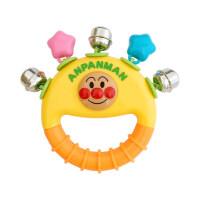 【直营】面包超人ANPANMAN婴幼儿快板响板摇铃鼓铃沙锤儿童玩具
