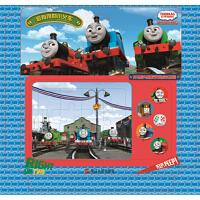 托马斯与朋友伴我成长拼图;做有用的小火车