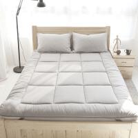 ??? 柔软床护垫席梦思保洁垫可折叠床褥子垫被 灰 色
