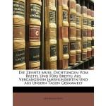 【预订】Die Zehnte Muse, Dichtungen Vom Brettl Und Furs Brettl: