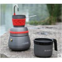 咖啡用品家用自驾游美观精致户外便携咖啡炉煮咖啡壶摩卡壶套装