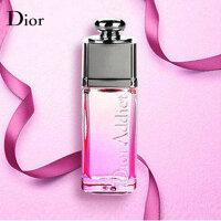 迪奥(Dior)香水粉红魅惑小样5ml 女士Q版 清新淡香氛(无包装盒)