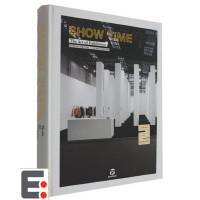 展览展示设计书籍 SHOWTIME 2-The Art of Exhibition 现场力量2 空间设计图书 橱窗设计 指示标牌 活动策划 展览展示作品集 空间设计书 导视设计书籍