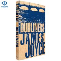 英文原版 Dubliners 都柏林人 James Joyce 詹姆斯・乔伊斯 Alma Classics 经典短篇小说