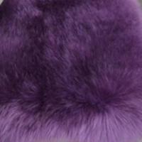 冬季 纯羊毛汽车坐垫无靠背三件套真皮长毛单垫小三件皮毛一体