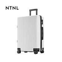 NTNL 磨砂静音万向轮旅行拉杆箱轻质拉链行李箱