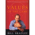 【新书店正版】 Values of the Game Bill Bradley(比尔・布兰得利) Penguin Ra