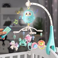 新生儿婴儿床铃 手摇铃床头安抚音乐0-1岁女0-3-6-12个月宝宝玩具