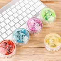 萌味 溜溜球 发光溜溜球 创意闪光儿童玩具yoyo球礼物学生奖品儿童礼物