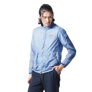 AIRTEX亚特防晒抗紫外线透气登山旅行钓鱼健身跑步男女式皮肤风衣