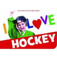 【预订】I Love Hockey