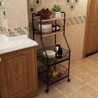 收纳架微波炉置物架微波炉架子 厨房置物架可移动厨房用品