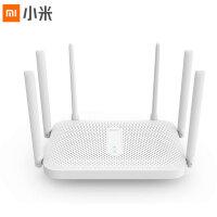 小米Redmi路由器AC2100 全千兆无线路由器家用wifi穿墙王双频小米智能5g双核高速光纤宽带6天线信号增强大户
