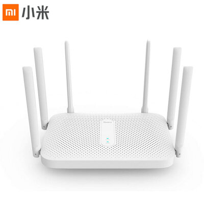 小米Redmi路由器AC2100 全千兆无线路由器家用wifi穿墙王双频小米智能5g双核高速光纤宽带6天线信号增强大户型