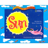 Sun(Jump into Science)国家地理儿童彩绘本-迷人的知识:太阳 ISBN 9780792255826