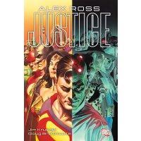 DC漫画 英文原版 Justice 审判员 正义联盟 DC Comics 欧美漫画 Jim Krueger 超人蝙蝠侠神