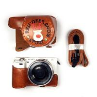 新品 微单相机包相机套皮套保护套索尼A6000 A5100 EOS M6 M100 EOS M10/M2/M100