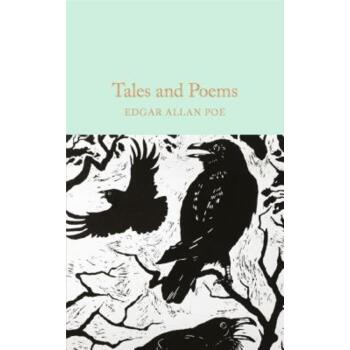 爱伦坡诗选 英文原版 外国诗歌 Tales and Poems Edgar Allan Poe Macmillan Collector's Library