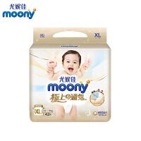 moony极上通气系列腰贴型 XL42片