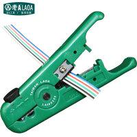 老A(LAOA) 同轴电缆线剥线钳 多功能剥线器 剥皮钳 LA815352