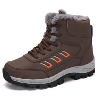 冬季新款女鞋运动韩版高帮鞋加绒大码鞋36-41
