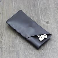 新款充电宝保护套 移动电源收纳包袋 防刮 立体款 黑色