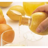 多功能手动榨汁器 迷你榨汁机 柠檬器