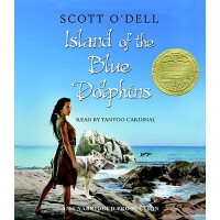 【预订】Island of the Blue Dolphins