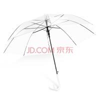 学生男晴雨伞儿童长柄伞自动加厚透明雨伞女日系小清新情侣