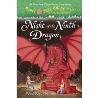 Magic Tree House #55: Night of the Ninth Dragon 神奇树屋55:九龙之夜