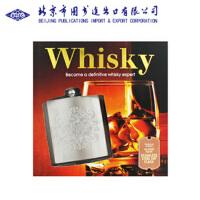 英文原版 威士忌 品鉴手册 酒壶 Whisky Gift Set