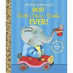 【预订】Richard Scarry's Best Little Golden Books Ever! (Richar