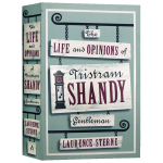 项狄传 英文原版 The Life and Opinions of Tristram Shandy Gentleman
