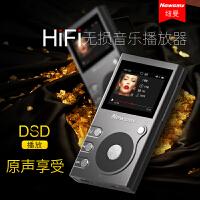 纽曼发烧级MP3播放器DSD无损音乐播放器金属机身便携HIFI播放器公放母带级随身听歌词显示录音U盘收音复读机