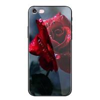 iphone7plus手机壳玻璃防摔苹果6潮男女8p硅胶套6sPlus全包创意软6s卡通可爱个性8p