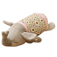 可爱暖手抱枕少女心公仔小象玩偶女生空调毯子娃娃睡觉捂手枕礼物