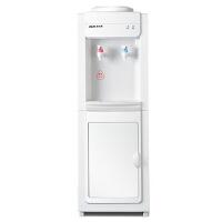 立式办公室宿舍家饮水机节能饮水机温热制冷冰热型 白色