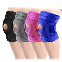 运动护膝男跑步半月板损伤登山篮球羽毛球保暖女健身深蹲护具
